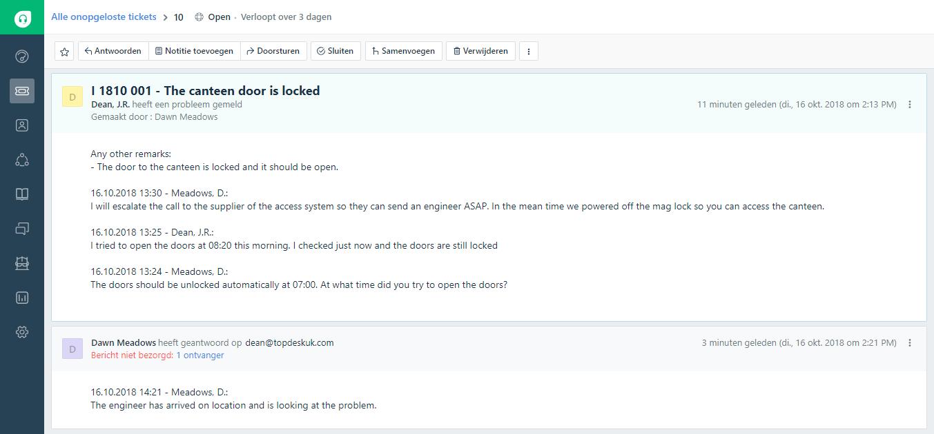Link TOPdesk => Freshdesk - TOPdesk Marketplace